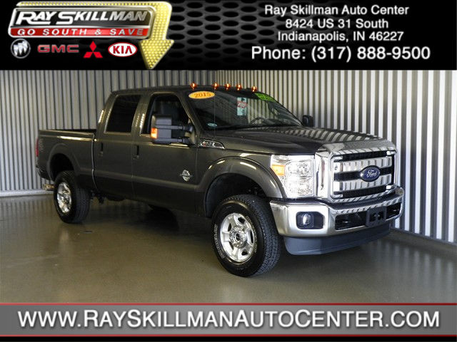 Used Ford F-350 XLT EXT CAB 4X4
