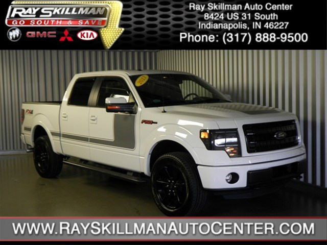 Used Ford F-150 FORD