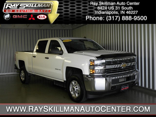 Certified Used Chevrolet Silverado 2500HD LT