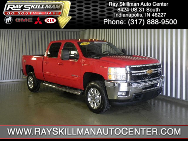 Certified Used Chevrolet Silverado 2500HD