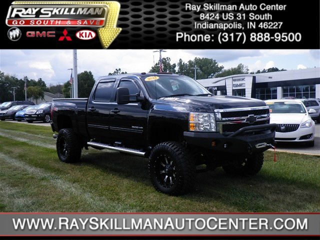Used Chevrolet Silverado 2500HD LRZ / LIFTED TRK