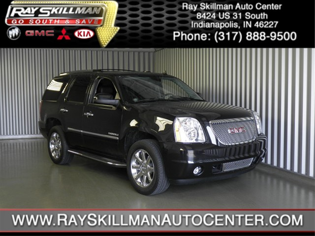 Certified Used GMC Yukon Denali