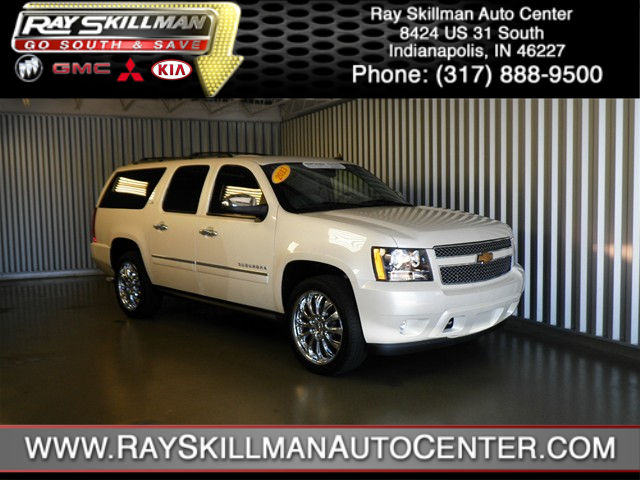 Certified Used Chevrolet Suburban 1500 LTZ