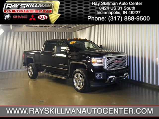 Certified Used GMC Sierra 2500HD Denali