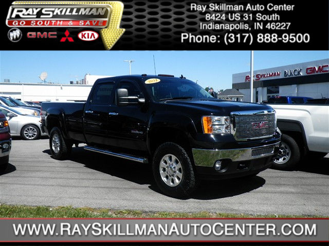 Used GMC Sierra 2500HD SLT
