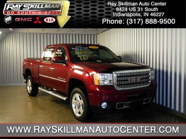 Used GMC Sierra 2500HD Denali