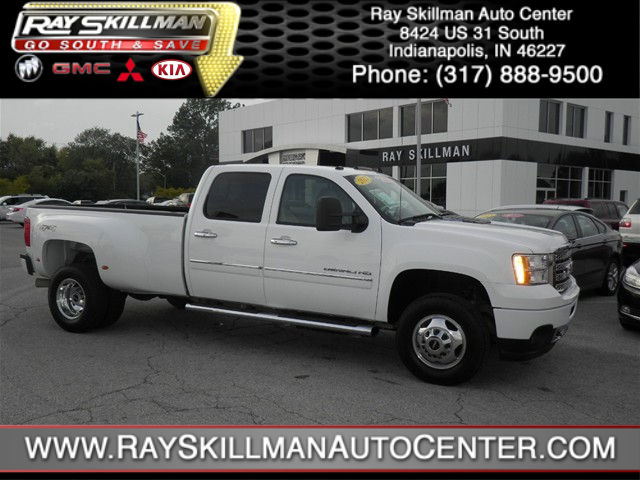 Used GMC Sierra 3500HD DENALI