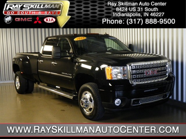 Certified Used GMC Sierra 3500HD DENALI DIESEL