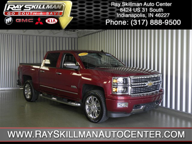 Certified Used Chevrolet Silverado 1500 HIGH COUNTRY