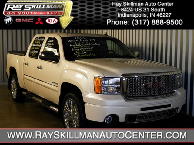 Certified Used GMC Sierra 1500 Denali