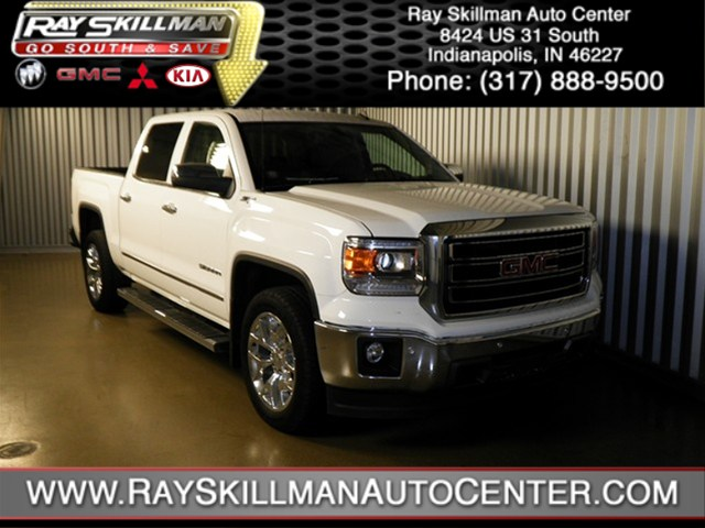 Certified Used GMC Sierra 1500 SLT